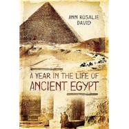 A Year in the Life of Ancient Egypt by David, Rosalie, 9781473822399