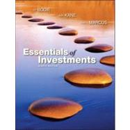 Essentials of Investments by Bodie, Zvi; Kane, Alex; Marcus, Alan, 9780073382401