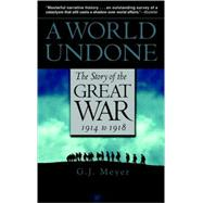A World Undone by MEYER, G.J., 9780553382402