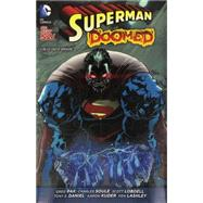 Superman: Doomed (The New 52) by PAK, GREGSOULE, CHARLES, 9781401252403