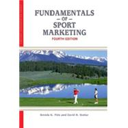 Fundamentals of Sport Marketing by Pitts/Stotlar, 9781935412403