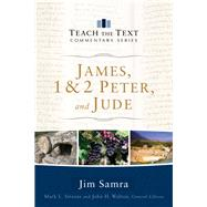 James, 1 & 2 Peter, and Jude by Samra, Jim; Strauss, Mark L.; Walton, John H.; Harney, Kevin (CON); Harney, Sherry (CON), 9780801092404