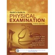 Seidel's Guide to Physical Examination by Ball, Jane W., R. N., 9780323112406