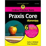 Praxis Core FD w/ Online Practice Tests 2nd Edition by Kirkland Test Prep General, 9781119382409