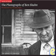 Photographs of Ben Shahn : The Library of Congress by Library of Congress, 9781904832409