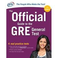The Official Guide to the GRE General Test, Third Edition by Educational Testing Service, 9781259862410
