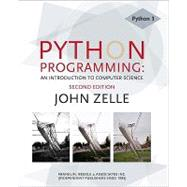 Python Programming : An Introduction to Computer Science by Zelle, John, 9781590282410