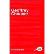 Geoffrey Chaucer by Rudd; G. A., 9780415202411