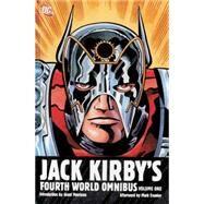 Jack Kirby's Fourth World Omnibus Vol. 1 by Kirby, Jack; Colletta, Vince; Costanza, John, 9781401232412