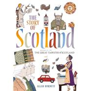 The Story of Scotland by Burnett, Allan, 9781780272412
