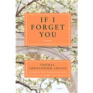 If I Forget You A Novel by Greene, Thomas Christopher, 9781250112415