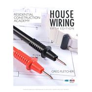 Residential Construction Academy House Wiring by Fletcher, Gregory W, 9781337402415