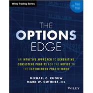 The Options Edge by Khouw, Michael; Guthner, Mark W., 9781119212416
