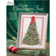Elegant Christmas Tree Cross Stitch by Annie's, 9781590122419