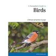 A Naturalist's Guide to the Birds of Britain & Northern Europe by Goodfellow, Peter; Sterry, Paul, 9781909612419