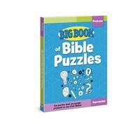 Big Book of Bible Puzzles for Preteens by Cook, David C., 9780830772421