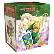 The Legend of Zelda Box Set by Himekawa, Akira, 9781421542423