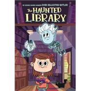 The Haunted Library by Butler, Dori Hillestad; Damant, Aurore, 9780448462424