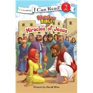 Miracles of Jesus by Miles, David, 9780310732426