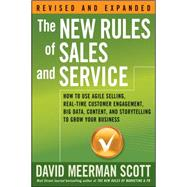 The New Rules of Sales and Service by Scott, David Meerman, 9781119272427