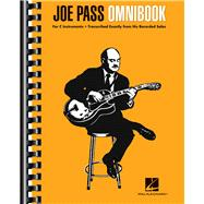 Joe Pass Omnibook: For C Instruments by Pass, Joe (CRT), 9781480392427