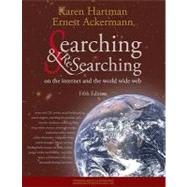 Searching and Researching on the Internet and the World Wide Web by Hartman, Karen (Karen P. )., 9781590282427
