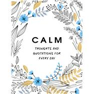 Calm by Summersdale, 9781786852427