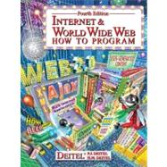 Internet and World Wide Web : How to Program by Deitel, Paul, 9780131752429