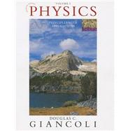 Physics Principles with Applications Volume I (Chapters 1-15) by Giancoli, Douglas C., 9780321762429