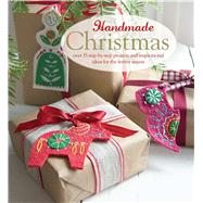 Handmade Christmas by Hardy, Emma; Rigg, Annie; Tabor, Laura; Underwood, Mia; Cico Books, 9781782492429