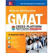 McGraw-Hill Education GMAT 2017 Cross-Platform Prep Course by McCune, Sandra Luna; Reed, Shannon, 9781259642432