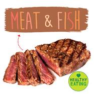 Meat & Fish by Mcmullen, Gemma; Brundle, Harriet; Rumbelow, Matt (CON); McMullen, Ian (CON), 9781910512432