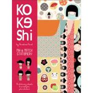 Kokeshi Mix and Match Stationery by Parot, Annelore, 9781452112435