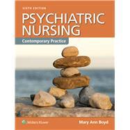 Psychiatric Nursing by Boyd, Mary Ann, Ph.D., R.N., 9781451192438