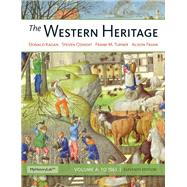 The Western Heritage: Volume A by Kagan, Donald M.; Ozment, Steven; Turner, Frank M.; Frank, Alison, 9780205962440