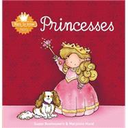 Princesses by Boshouwers, Suzan; Hund, Marjolein, 9781605372440