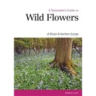 A Naturalist's Guide to Wild Flowers of Britain & Northern Europe by Cleave, Andrew; Sterry, Paul, 9781909612440