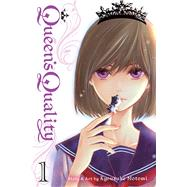 Queen's Quality 1 by Motomi, Kyousuke, 9781421592442