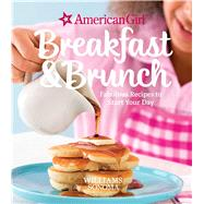 American Girl Breakfast & Brunch by Williams Sonoma; Gerulat, Nicole Hill, 9781681882444