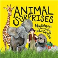 Animal Surprises by Davies, Nicola; Cameron, Abbie, 9781910862445
