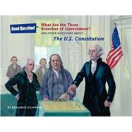 What Are the Three Branches of the Government? And Other Questions About the U.S. Constitution by Richmond, Ben, 9781454912446