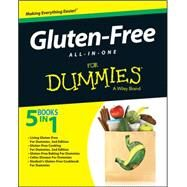 Gluten-free All-in-one for Dummies by Consumer Dummies, 9781119052449