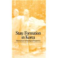 State Formation in Korea: Emerging Elites by Barnes,Gina, 9781138862449