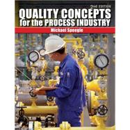 Quality Concepts for the Process Industry by Speegle, Michael, 9781435482449