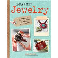 Leather Jewelry by Peterson, Linda, 9781782492450