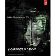 Adobe Dreamweaver CS6 Classroom in a Book by Adobe Creative Team, ., 9780321822451