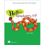 Hello Raspberry Pi! by Heitz, Ryan, 9781617292453