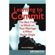 Learning to Commit by Nadigel, Avrum, 9781770402454