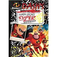 Dash's Super-secret Super Notebook by Walker, Landry, 9781684122455