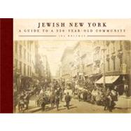 Jewish New York by Wolfman, Ira, 9780789322456